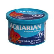 Cheap Aquarium Goldfish Food, Flakes Also Suitable for Small Pond Fish Only £3.5