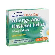 30 Hayfever Tablets(loratadine)- Only 99p!! (In-Store and Online)