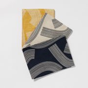 3 Pack Multicoloured Assorted Pattern Cotton Tea Towels