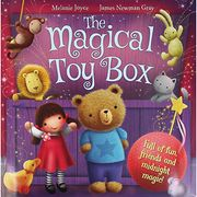 The Magical Toy Box Book