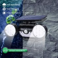 57% off Motion Sensor Solar Lamp - 25m - 360 - IP65