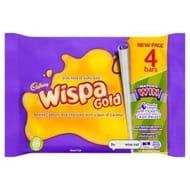Wispa Gold 4 Pack Morrisons
