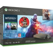 Xbox One X 1TB Battlefield v + Apex Legends Founders Pack Only £476.99