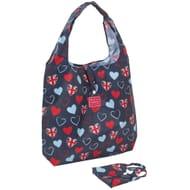Foldaway Tri-Heart Bag