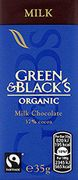 Green and Blacks Reduced Bar! Free next Day Delivery!