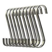 S Shaped Hooks Stainless Steel S Hanging Hooks
