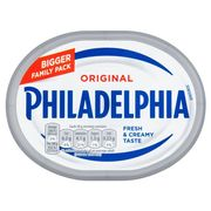 Philadelphia Original Soft Cheese Family Pack