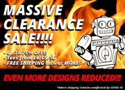 75% off SALE at 'Qwertee' T Shirts