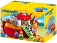 Playmobil 6765 1.2.3 Floating Take along Noahs Ark