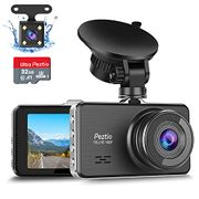Dash Cams for Cars Front and Rear Full HD