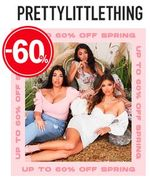 PRETTY LITTLE THING SALE - up to 60% off EVERYTHING