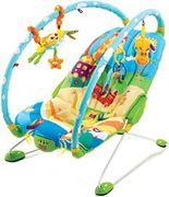 Tiny Love Gymini Bouncer Chair with Music, Newborn Baby Bouncer
