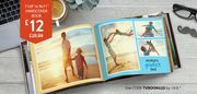 """Tv Deal: 11x8"""" or 8x11"""" Hardcover Book - Only £12!"""
