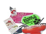 Free Samples of Our Marketing Literature, Printed Materials & Creative Artwork