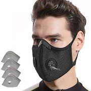 AOPERK Dust Mask, Dust Mask with 4pcs Additional Activated Carbon Filter