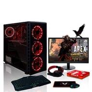 Gaming PC Bundle - Ryzen 3200G 4GHz, AMD Vega 8, 8GB 3000MHz, 1TB HDD