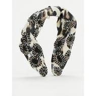 Leopard Embellished Hairband