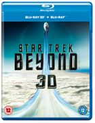 Star Trek beyond (Blu-Ray 3D Edition with 2D Edition) Delivered