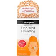 Neutrogena Blackhead Eliminating Strip to Scrub (6 Strips)