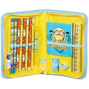 Despicable Me Minions Filled Pencil Case Stationery