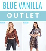 BLUE VANILLA SALE - OUTLET - up to 70% off (Pretty Dresses!)
