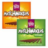 Quality Street Orange /Mint Matchmakers - Half Price