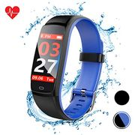 TEAMYO Fitness Tracker Activity Watch Heart Rate Monitor