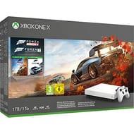 Xbox One X 1TB White Console Forza Horizon 4 Bundle
