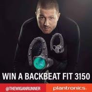 WIN a Plantronics Backbeat Fit 3150 (Worth £130)