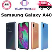 Brand New Samsung Galaxy A40 64GB Dual SIM 4G LTE Android Only £166.99