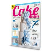 Win a FREE Digital Subscription to Cake Masters Magazine