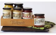 WIN a Tracklements Filled Condiment Caddy
