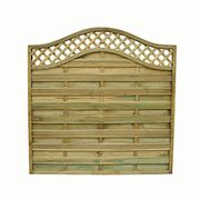 Wickes Pressure Treated Bristol Fence Panel - 6 X 6ft - Only £55!