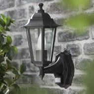 60W 6 Sided PIR Wall Lantern (Built-in Motion Sensor) - save £4