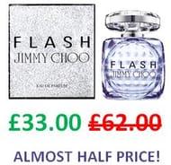 Jimmy Choo Flash EDP 100ml - ALMOST HALF PRICE
