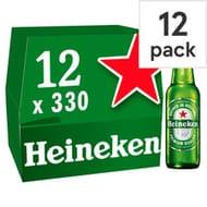 Heineken 12X330ml Bottles