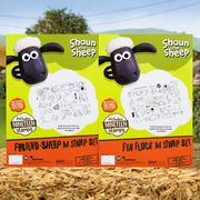 Shaun the Sheep Stamping Collection (Crafts)