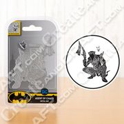 DC Comics Batman Agent of Chaos Die and Face Stamp (Crafts)