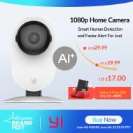 YI Home Camera 1080P IP Smart Indoor IP Camera