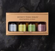 Win a Set of Jefferys Tonic Syrups (KEY WORKER NOMINATION)
