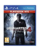 PlayStation Hits: Uncharted 4: A Thief's End with £5 discount - Great buy!