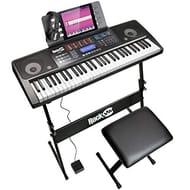 RockJam RJ761-SK 61 Keyboard Piano Kit