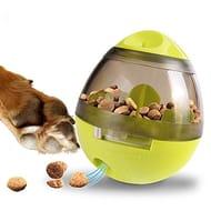 Zellar Treat Dispensing Dog Toy - Dog Treat Ball/Food