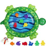 Turtle Tummy Time Water Mat 80*56cm
