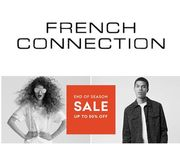 French Connection - End of Season SALE - up to 50% OFF