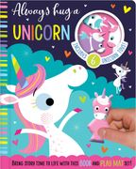Always Hug a Unicorn with 6 Unicorn Toys - Read and Play
