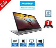 "Medion 14"" Convertible Laptop Intel Core i5 8GB RAM 512GB SSD"