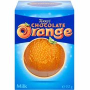 Terry's Chocolate Orange Milk Ball 157g, Only 50p at Wilko