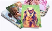 500 FREE 6x4 photos printed directly from your phone