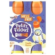 8 X Petits Filous Vanilla Flavour Yogurt Drinks 75%off at Fulton Foods